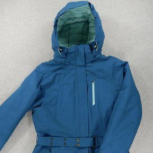 Lands End Down Down Winter Coat (Womens Large)
